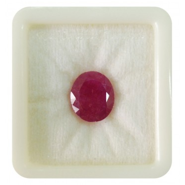 African Ruby Gemstone Fine 13+ 8ct