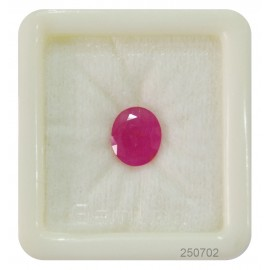 Ruby Sup-Premium 5+ 3.25ct