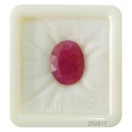 Ruby Gemstone Premium 14+ 8.65ct