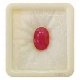Astrological Ruby Pre 6.1CT (10.17 Ratti)