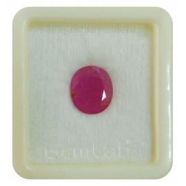 Ruby Sup-Premium 6+ 3.9ct